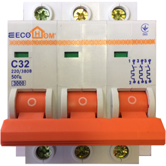 ecohome 3p (frontal)
